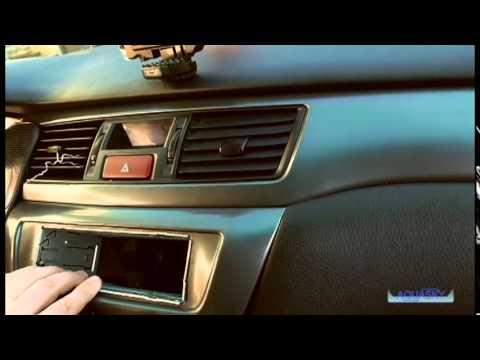 Ремонт тросика Mitsubishi Lancer