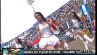 getlinkyoutube.com-TVC La Tarde- Ovación para el Instituto Central a su llegada al Nacional