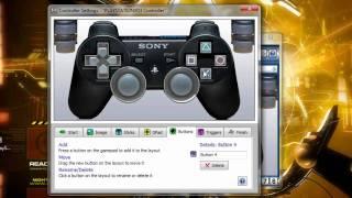 getlinkyoutube.com-كيفية العب بيد PS3 على الـ PC