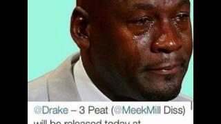 getlinkyoutube.com-Drake 3 peat ( meek mill diss ) R.I.P meeks