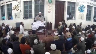 getlinkyoutube.com-Video Dars Hakeem Tariq Mehmood 12 January 2016 Anohkay Raaz