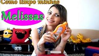 getlinkyoutube.com-Como limpar Melissa branca - clara