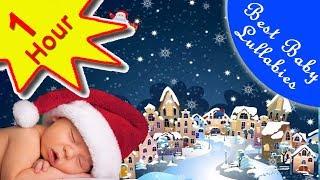 getlinkyoutube.com-♥ Baby Music Jingle Bells Christmas Baby Lullaby Song Santa Visits Christmas Town ♥