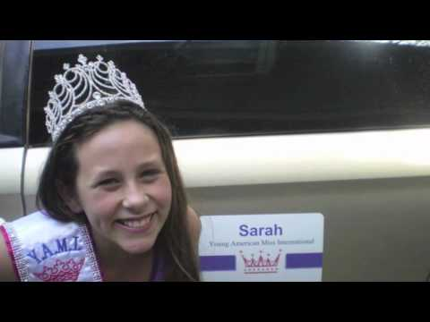 Young American Miss International Preteen Miss