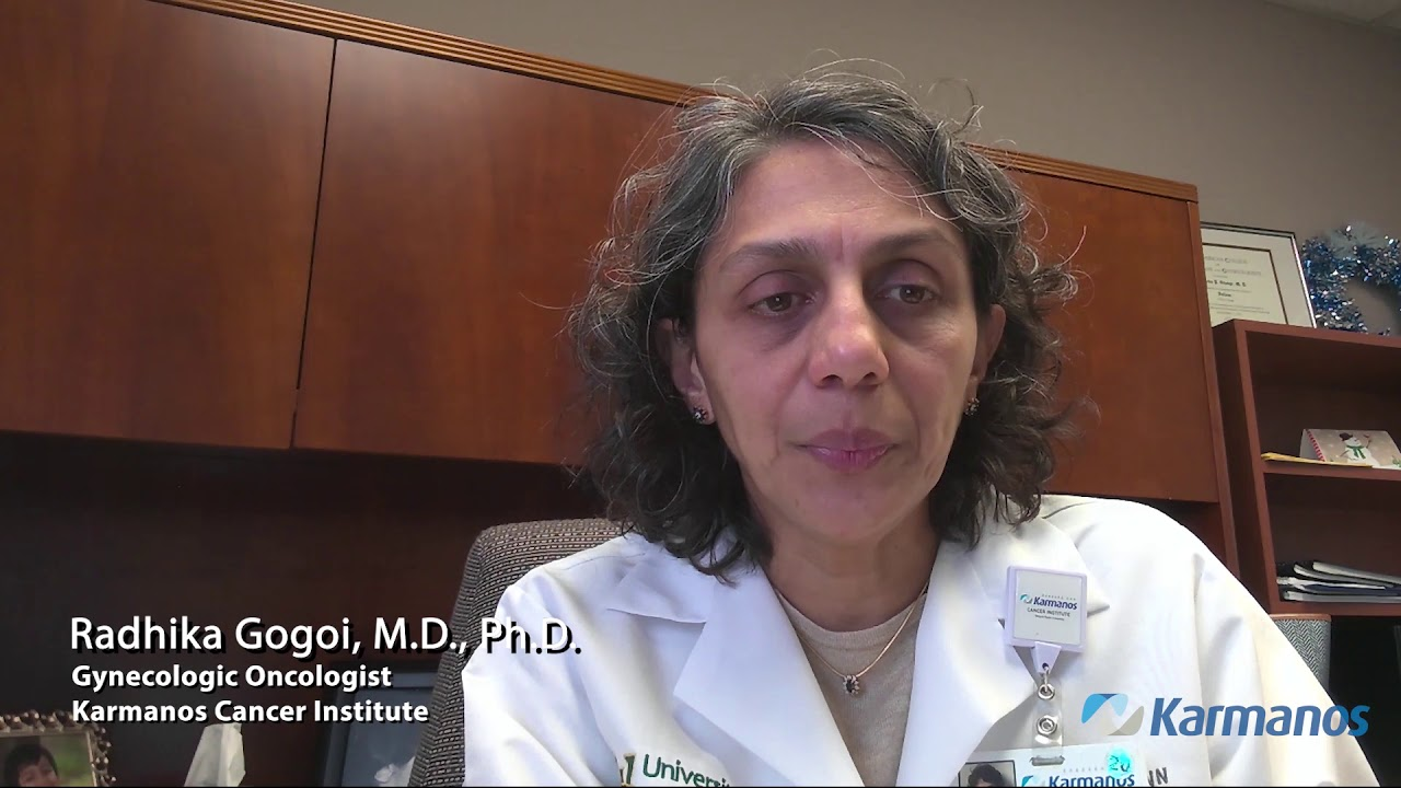 Cervical Cancer Awareness Month with Radhika Gogoi, M.D., Ph.D. video thumbnail