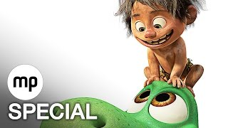 getlinkyoutube.com-ARLO & SPOT Trailer, Filmclips & Making-Of German Deutsch (2015) Disney Pixar