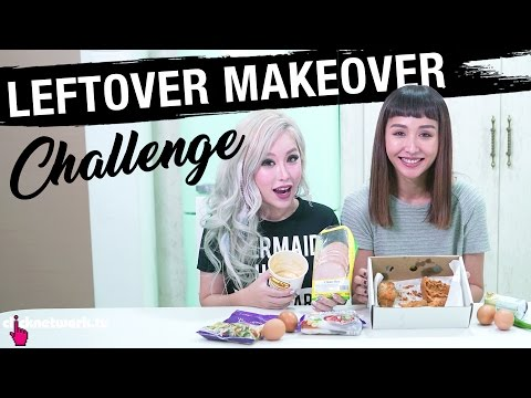 Leftover Makeover Challenge - Rozz Recommends: EP8