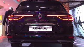 getlinkyoutube.com-Renault talisman estate