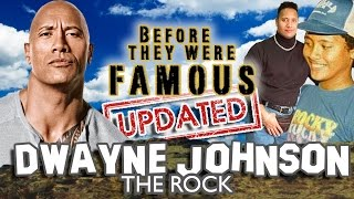 getlinkyoutube.com-DWAYNE JOHNSON - Before They Were Famous - THE ROCK BIOGRAPHY