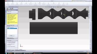 getlinkyoutube.com-Design suppressor 3d silencer part 2