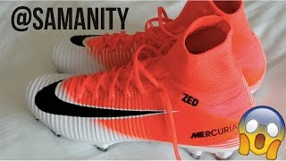 THEY SENT ME SOME INSANE FOOTBALL BOOTS/CLEATS !!😱 #2