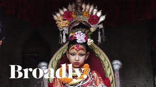 Life-of-a-Kumari-Goddess-The-Young-Girls-Whose-Feet-Never-Touch-Ground width=