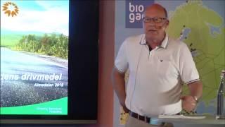 Almedalen - Drivkrafter för framtidens drivmedel - Anders Mathiasson