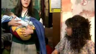 getlinkyoutube.com-Danna paola y Nicole Durazo en LRDG - Adios a la calle