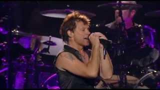 getlinkyoutube.com-Bon Jovi Live at Madison Square Garden 2008 (part 1/2)