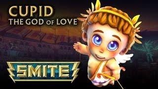 getlinkyoutube.com-SMITE God Reveal - Cupid, The God of Love