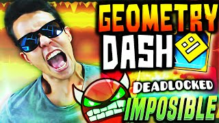 getlinkyoutube.com-Geometry Dash! EL NIVEL MÁS IMPOSIBLE JAMÁS VISTO!! #31 - TheGrefg