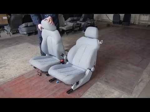 MBSlk-5 Mercedes SLK - передние откидные сиденья