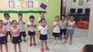 Dia da Poesia - Educação Infantil IV B