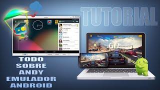 getlinkyoutube.com-Tutorial: Como Descargar, Instalar, Rotear y Usar Andy [Emulador Android]