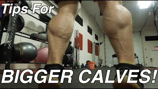 getlinkyoutube.com-Calves: Why Mine Are Growing & Yours Are Not! MUSCLE GAIN TIPS!