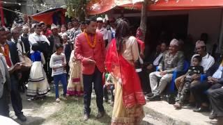Kulbir thapa vedio clips while shouting