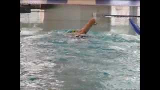 getlinkyoutube.com-Evan Sanders' Swim Technique