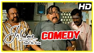 getlinkyoutube.com-Saattai Tamil movie   Comedy Scenes   Samuthirakani   Thambi Ramaiah   Yuvan   Pandi   Mahima