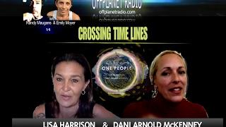 getlinkyoutube.com-Lisa Harrison  & Dani Arnold McKenney: Crossing Time Lines