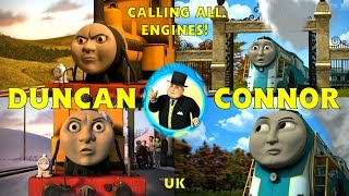getlinkyoutube.com-Calling All Engines! - Duncan and Connor - UK - HD