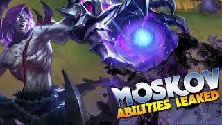 getlinkyoutube.com-Mobile Legends MOSKOV ABILITIES LEAKED! (Hybrid Hero)