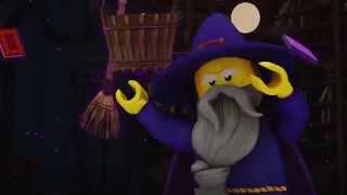 getlinkyoutube.com-Lego Nexo Knights | MERLOK 2.0 | OLD WIZARD, NEW TRICKS | Lego 3D Review