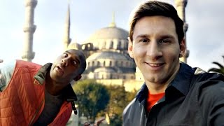 getlinkyoutube.com-Lionel Messi Funny/Best Commercials EVER! 2005-2015