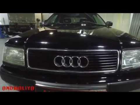 Реставрация Audi 100