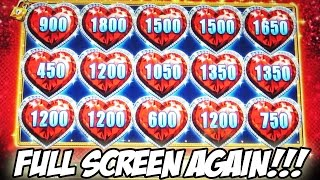 *  BIG WIN FULL SCREEN AGAIN!!  *  BIFF DIAMOND CAMEO!  * [Slot Machine Big Win Bonus]