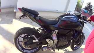 My Yamaha MT-07 Mods.