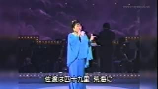 후타리노 빅쇼 (조용필과 텐도요시미)