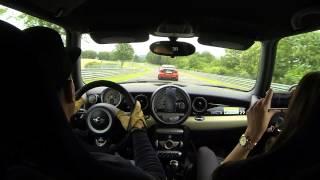 getlinkyoutube.com-Krumm Mini R56 JCW vs BMW 1er M Coupe &M3 E92