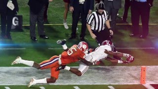 getlinkyoutube.com-2016 National Championship Full Highlights || Alabama vs. Clemson