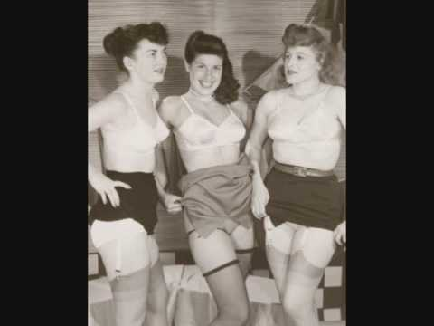 Vintage Stockings Parade