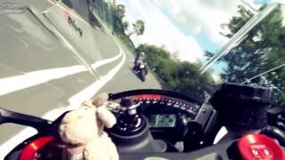 getlinkyoutube.com-BMW S1000RR streetracing & Unfall bei 140km/h  (5:05)