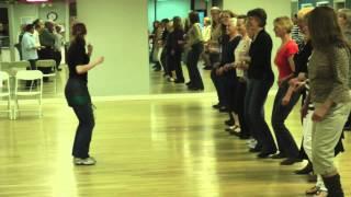 getlinkyoutube.com-CFCZ Zydeco Dance Lesson held on April 6, 2013