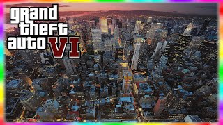 "getlinkyoutube.com-Grand Theft Auto 6: ""GTA 6 Map Setting"" (GTA 6 BIGGEST MAP EVER!) GTA 6 - Every City in One Map!"