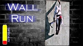 getlinkyoutube.com-How to WALL RUN - Assassins Creed Parkour Style
