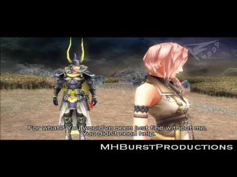 Dissidia 012 Duodecim Prologus [ENGLISH] Unfamiliar Allies (Main Battle + Cutscenes) HD 2/2