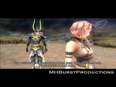 Dissidia 012 Duodecim Prologus [ENGLISH] Unfamiliar Allies (Main Battle + Cutscenes) HD 2/2