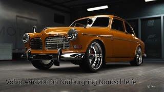 getlinkyoutube.com-Forza Motorsport 6: Volvo Amazon on Nurburgring Nordschleife (Zzz vid)