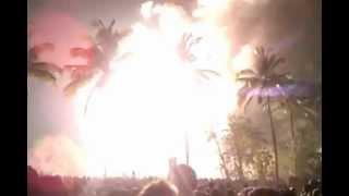 getlinkyoutube.com-Kuttiyankavu Pooram 2013 Sample Fireworks  -Thiruthiparambu (Ambalapuram) Desham- Thrissur Dist