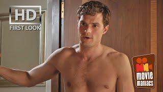 getlinkyoutube.com-Fifty Shades of Grey   Ana & Christian in the bedroom FIRST LOOK clip (2015) Jamie Dornan