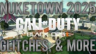 getlinkyoutube.com-Nuketown 2025 Glitches, Tips & Tricks, Lines of Sight, Jump Spots, & Hiding Spots Black Ops 2